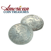 Pre-Civil War Silver Half Dollar