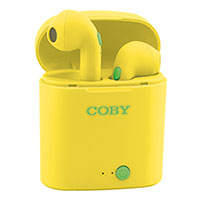 Coby True Wireless Sport Earbuds