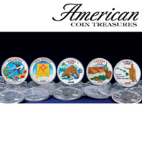 2008 Color State Quarters
