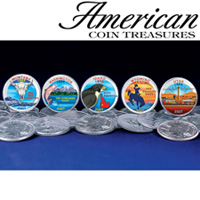 2007 Color State Quarters