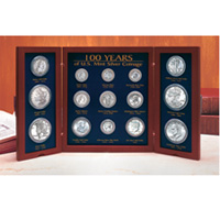 100 Years of U.S. Mint Coin Designs