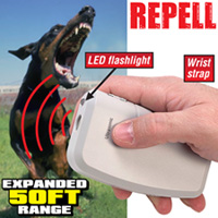 Repell Dog Bark Eliminator with 50' Range