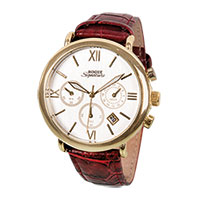 Men's Rogue Gold Chrono Dress Watch