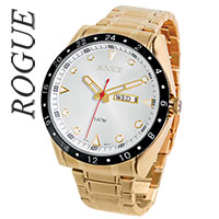 Rogue RG30350 Men's Gold Watch