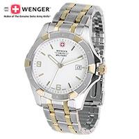 Wenger Alpine 2 Tone Watch
