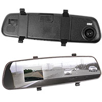 Rear Mirror Cam DVR Recorder