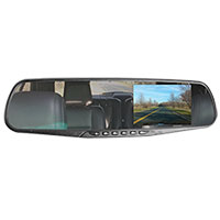 Voltix 720p HD Rearview Mirror Camera