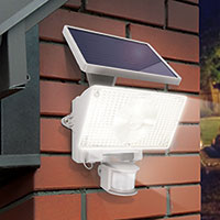 Maxsa Solar Motion Flood Light