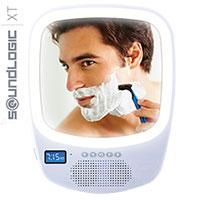 Soundlogic Bluetooth Fogless Lighted Mirror