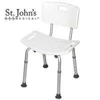 St. John's Medical Bath Chair