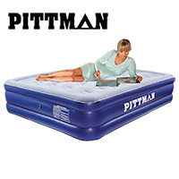 Pittman PPI-QDHPAC Queen High Airbed
