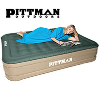 Pittman Outdoors 16 Inch Heavy Duty Airbed