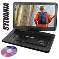 Sylvania Portable DVD Player