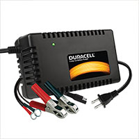 Duracell DRBC6A Battery Charger and Maintainer