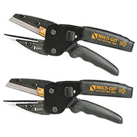 Multicut 3-in-1 Cutting Tools - 2 Pack