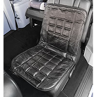 Leather Car Seat Cushions - 2 Pack
