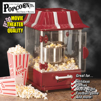 Table Top 900W 2.5 Quart Popcorn Maker