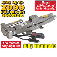 12V DC Electric Car Jack