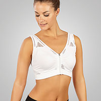 Kooltek Zip Bra - 2 Pack