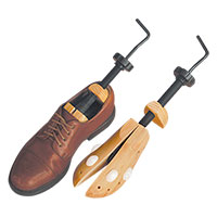 Wooden Shoe Stretcher HT1019 - 2 Pack
