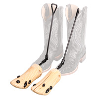Men's Wooden Boot Strechers