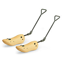 Men's Wooden Boot Stretchers - 2 Pack