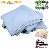 Comfort Knit Electric Blanket - Full