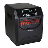 Comfort Zone CZ2018 Contemporary 1500W Heater