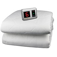 Biddeford Blankets Heated Mattress Pad