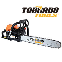 Gas Chain Saw