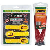 1-2 Trim Blade & String Trimmer Refill