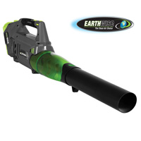 Earthwise Rechargeable Blower with 58V Battery Power