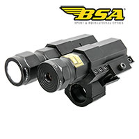 BSA Varmint Hunter LLSG Green Laser Light