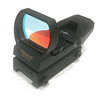 BSA Panoramic 1x Magnification Multi-Reticle Sight