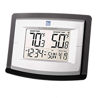 LaCrosse Wireless Weather Clock
