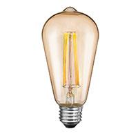 Retrofit Lighting Vintage Edison Bulbs - 6 Pack