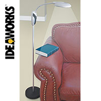 Ideaworks JB4894 Cordless Anywhere Light
