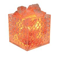 Acrylic Box Himalayan Salt Lamp