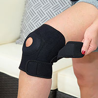 BioKnee Active Knee Support Wrap