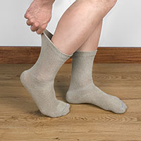 Loose Fit Diabetic Socks