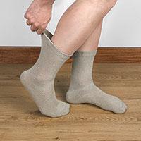 Loose Fit Diabetic Socks