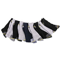 Heavy Duty Boot Socks - 9 Pack
