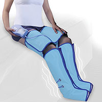 North American Health Air Compression Leg/Foot Wraps - XL