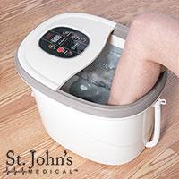 St. John's Medical Foot Spa