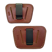 PS Products 036-Tan S/M Concealed Gun Belt Slide