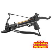 80-lb. Pistol Crossbow