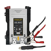 Stanley PI500PS 500 Watt Power Inverter