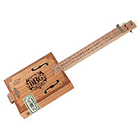 Hal Leonard 3-String Blues Box Guitar Kit