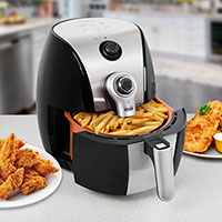 Brentwood AF-32MBK 3.4 Quart Electric Air Fryer