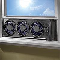 Bionaire Triple Window Fan